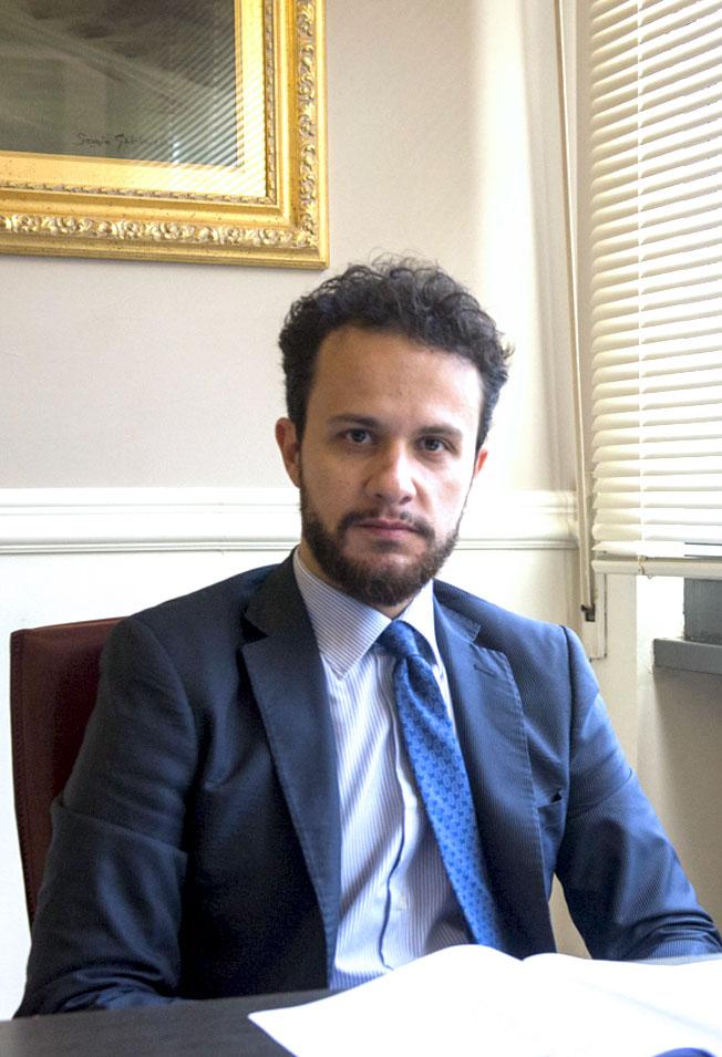 Avvocato Matteo Caprioli